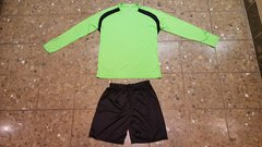 Goalkeeper Kit (Long Sleeve and Shorts)