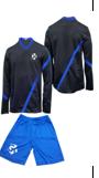 GK Soccer Set: Full Sleeve Shirt+Short