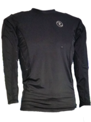 Padded Long Sleeve Compression