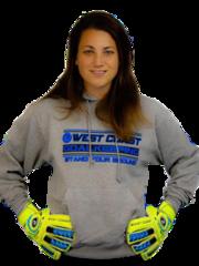 West Coast Goalkeeping HOODIE