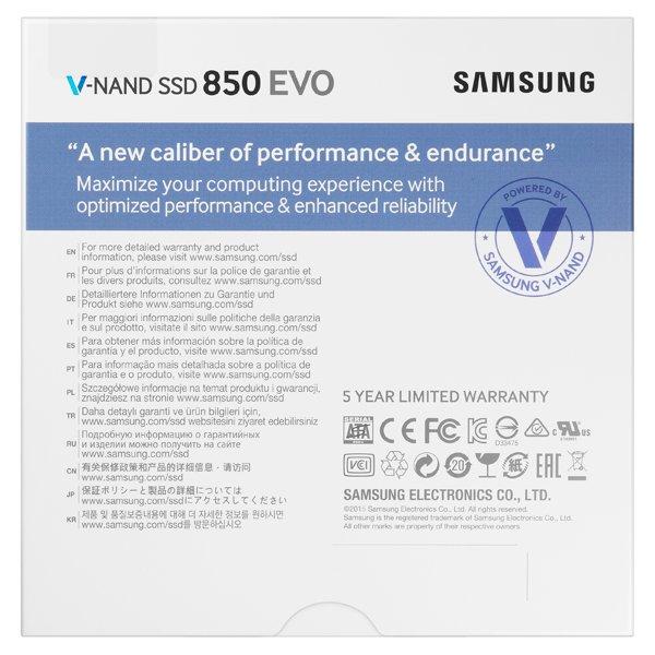 samsung 850 evo 1tb. samsung 850 evo 1tb 2.5-inch sata iii internal ssd mz-75e1t0b/am evo 1tb