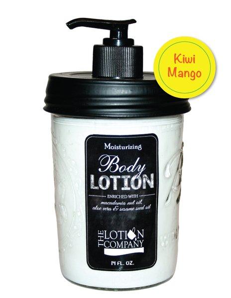 Kiwi Mango Ball Jar (14 oz)