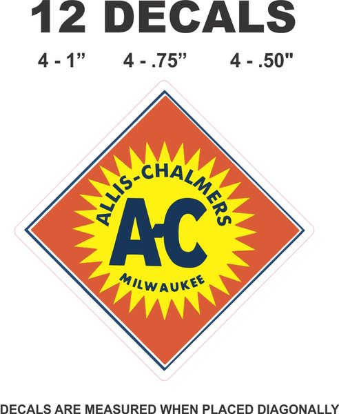 Allis Chalmers Decal Kits : Gas pump oil cans vintage diorama dioramas scale models