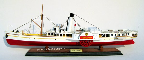 Steam Ships Quality Handcrafted American Model Ship