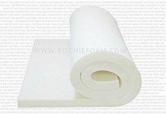 """3""""T x 22""""W x 80""""L (1850) """"Extra Firm"""" High Density Foam"""