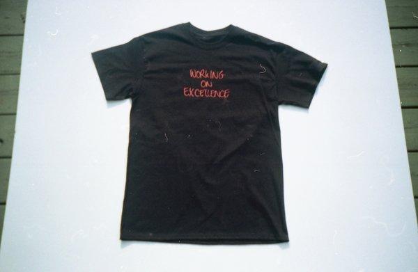 Orange 3M WOE T-shirt