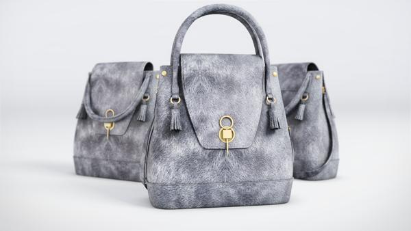 Poppy Gin and Tonic Handbag