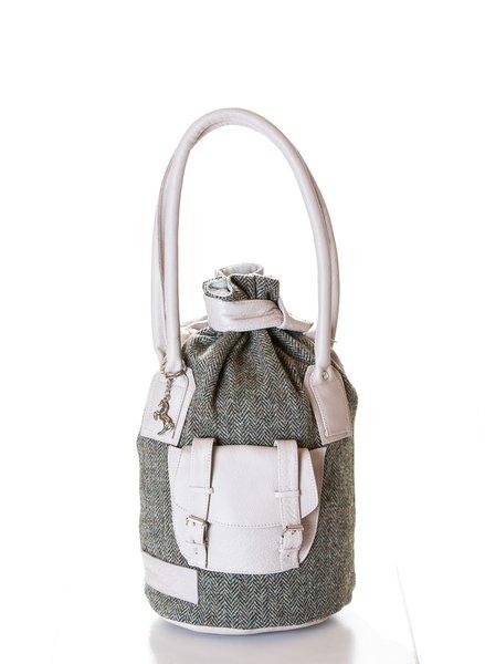 Diana Tweed Handbag