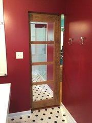 Mirror Shoji Door