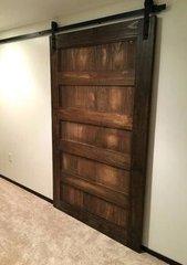 Wood Shoji Door