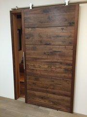 Wood Plank Door