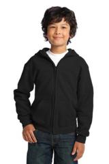 Gildan® Youth Heavy Blend™ Full-Zip Hooded Sweatshirt ml750