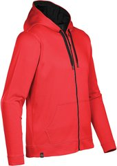 SFZ-1 MEN'S ATLANTIS FULL ZIP FLEECE HOODY