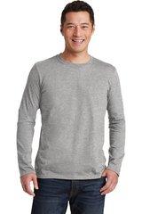 Gildan Softstyle® Long Sleeve T-Shirt. 64400.