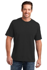 District Made® Mens Perfect Blend® Crew Tee ml750