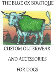 Check out this Shop for Custom Dog Coats