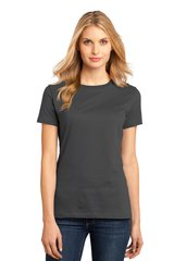 District Made® - Ladies Perfect Weight® Crew Tee GS