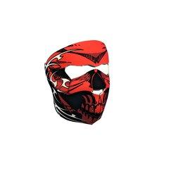 Red Skull Neoprene Facemask