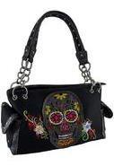 Sugar Skull Handbag