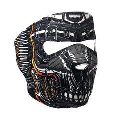 Robo Skull Neoprene Facemask