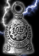 Guardian Bell Harley Davidson 105th Anniversary