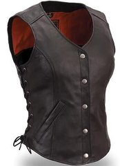 Womens Lace side Concealment Vest