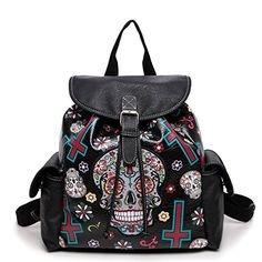 Sugar Skull Backpack