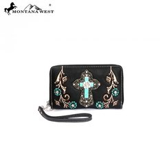 Montana West Western Spiritual Collection Wallet