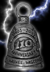 Guardian Bell Harley Davidson 110th Anniversary