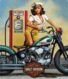 Harley Davidson Full Service Sign Tin Sign