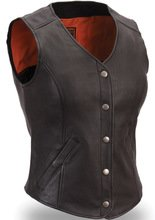 Plain Side Womens Concealment Vest