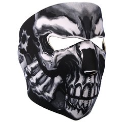 Assassin Skull Neoprene Facemask
