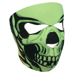 Green Goblin Neoprene Facemask