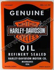 Harley Davidson,  General Motorcycle Sign