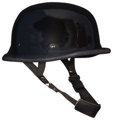 Gloss Black German Novelty Helmet