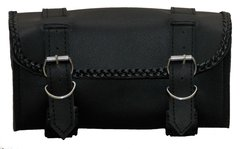2 Strap Braided Tool Bag W/quick releases.