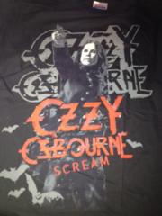 Ozzy Osbourne Crucify Adult T-shirt