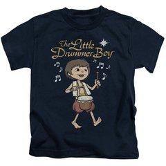 Christmas Little Drummer Boy Starlight Juvenile T-shirt