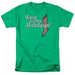 Christmas Hung For the Holidays T-shirt