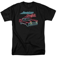 American Graffiti Neon T-shirt