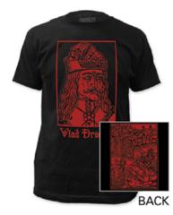 Vlad Dracula Adult T-shirt
