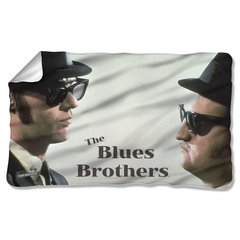 The Blues Brothers Brothers Fleece Blanket