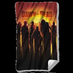 Dawn of the Dead Dead Fleece Blanket