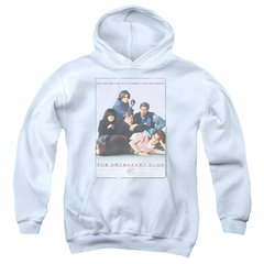 The Breakfast Club Poster Youth Pull-Over Hoodie