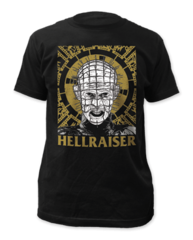 Hellraiser Pinhead Illustration T-shirt