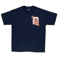 Detroit Tigers Majestic Adult Replica T-shirt