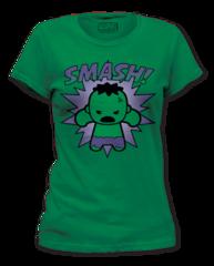 Incredible Hulk Smash! Junior T-shirt