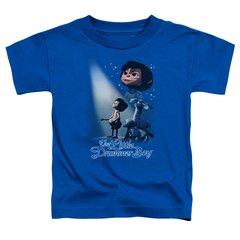 Christmas Little Drummer Boy Toddler T-shirt