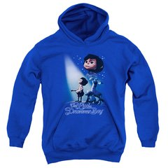Christmas Little Drummer Boy Youth Pull-Over Hoodie