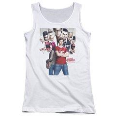 Scott Pilgrim vs The World Poster Junior Tank Top T-shirt